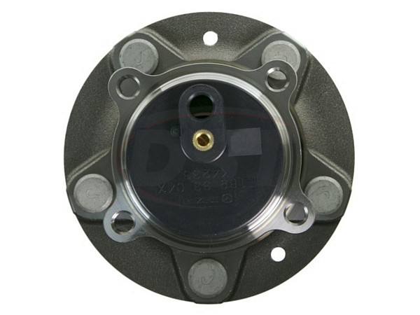 moog-513345 Front Wheel Bearing and Hub Assembly - With Dynamic Stability Control