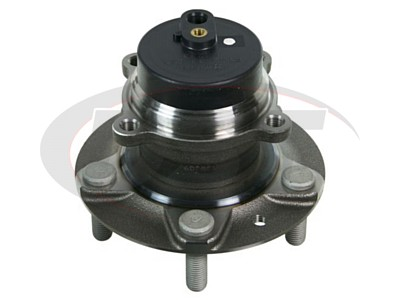 Moog Front Wheel Bearing and Hub Assemblies for RX-8