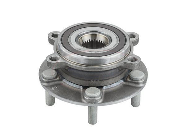 moog-513347 Front Wheel Bearing and Hub Assembly