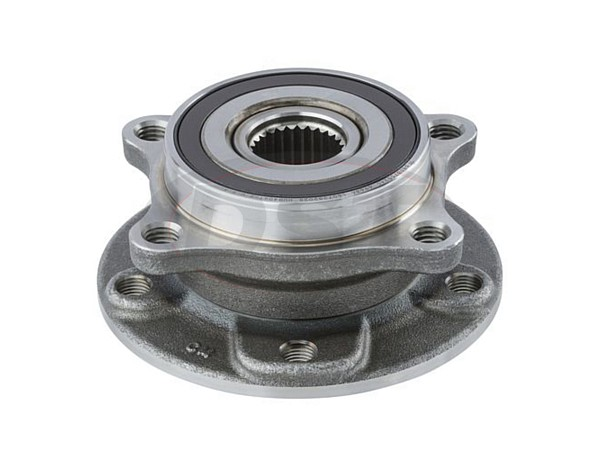 moog-513348 Front Wheel Bearings and Hub Assembly