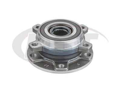Moog Front Wheel Bearing and Hub Assemblies for Cherokee