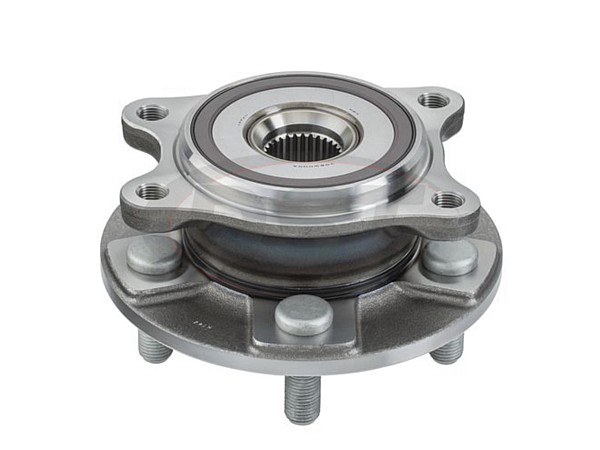 moog-513351 Front Wheel Bearing and Hub Assembly - All Wheel Drive