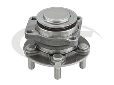 Moog Front Wheel Bearing and Hub Assemblies for FR-S, BRZ