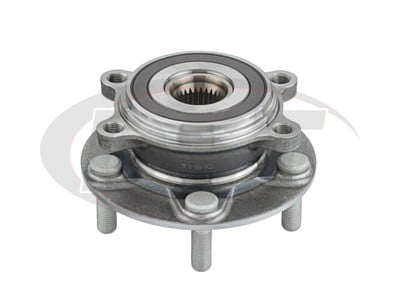 Moog Front Wheel Bearing and Hub Assemblies for 3