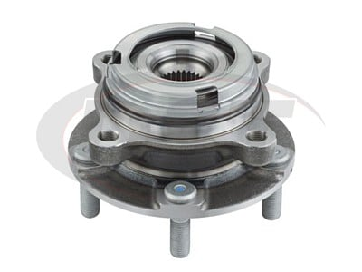 Moog Front Wheel Bearing and Hub Assemblies for GT-R