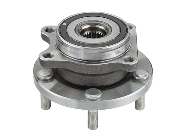 moog-513358 Front Wheel Bearing and Hub Assembly