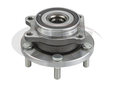 Moog Front Wheel Bearing and Hub Assemblies for WRX, WRX STI