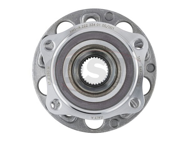 moog-513361 Wheel Bearing and Hub Assembly