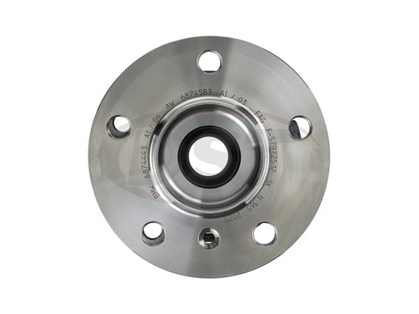 moog-513390 Wheel Bearing and Hub Assembly