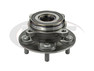 Moog Front Wheel Bearing and Hub Assemblies for RX350, RX450h