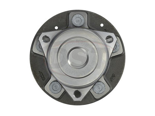 moog-513401 Wheel Bearing and Hub Assembly