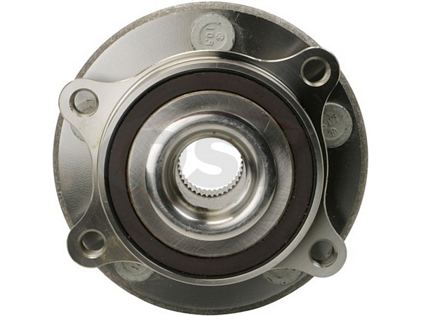 moog-513404 Front Wheel Bearing and Hub Assembly