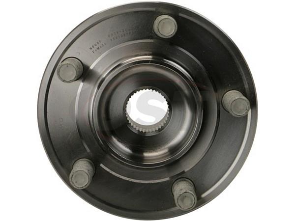 moog-513404 Wheel Bearing and Hub Assembly