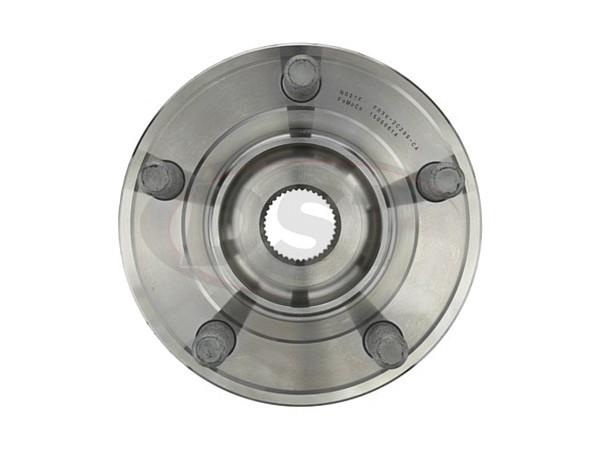 moog-513405 Front Wheel Bearing and Hub Assembly