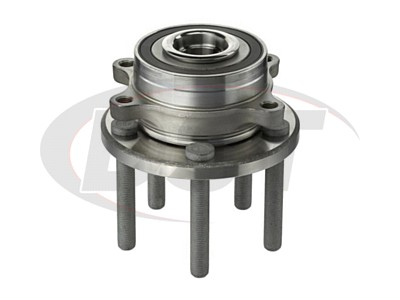 Moog Front Wheel Bearing and Hub Assemblies for Mustang