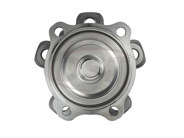 moog-513406 Wheel Bearing and Hub Assembly