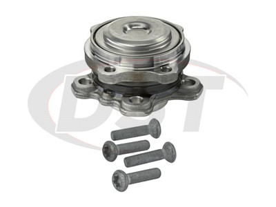 Moog Front Wheel Bearing and Hub Assemblies for 740i, 750i