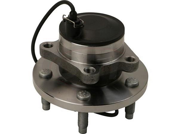 moog-513411 Front Wheel Bearing and Hub Assembly