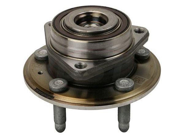 moog-513415 Front Wheel Bearing and Hub Assembly