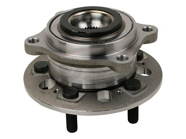 moog-513419 Front Wheel Bearing and Hub Assembly