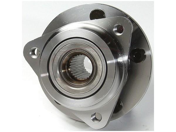 moog-515000 Front Wheel Bearing and Hub Assembly