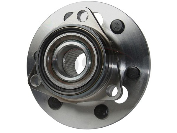 MOOG-515001 Front Wheel Bearing and Hub Assembly