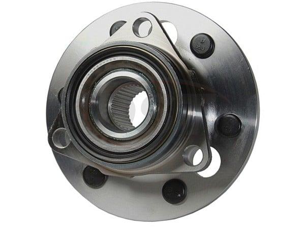 MOOG-515001 Front Wheel Bearing and Hub Assembly