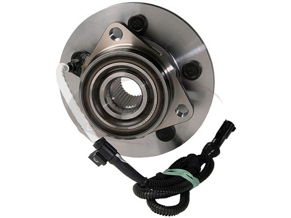MOOG-515004 Front Wheel Bearing and Hub Assembly