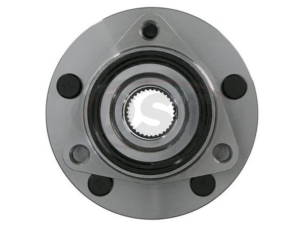 MOOG-515006 Front Wheel Bearing and Hub Assembly