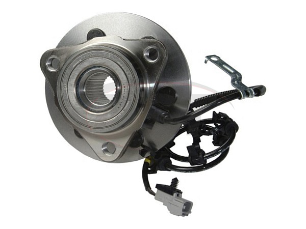 MOOG-515008 Front Left Wheel Bearing and Hub Assembly