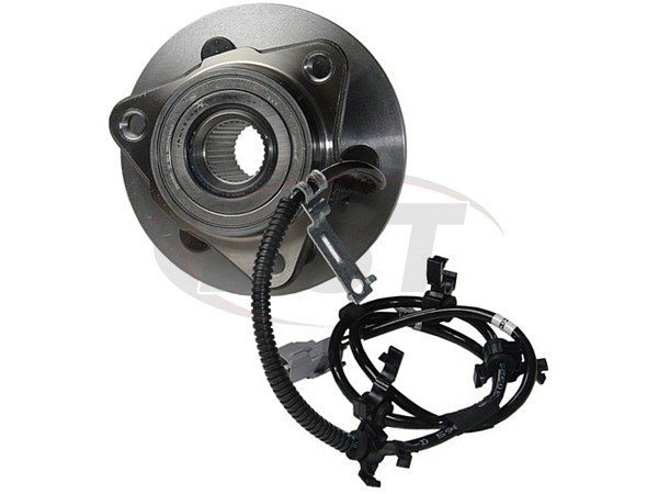 MOOG-515009 Front Right Wheel Bearing and Hub Assembly