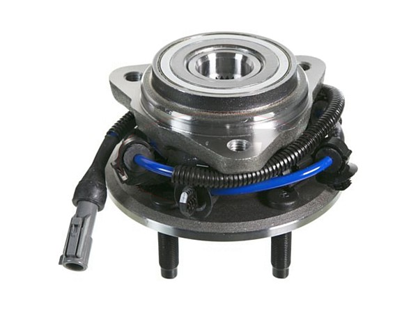 moog-515013 Front Wheel Bearing and Hub Assembly