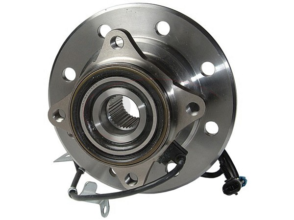 moog-515016 Front Wheel Bearing and Hub Assembly - Passenger Side