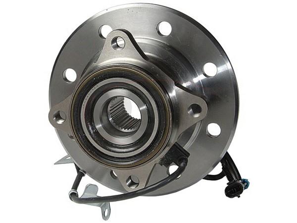 MOOG-515016 Front Wheel Bearing and Hub Assembly - Passenger Side