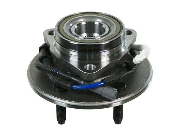 MOOG-515029 Front Wheel Bearing and Hub Assembly - 4 Wheel ABS - 5 Stud Hub - M14 Wheel Bolts