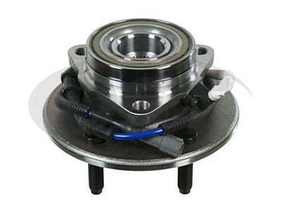Moog Front Wheel Bearing and Hub Assemblies for F-150, F-150 Heritage