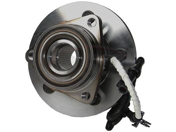 moog-515031 Front Wheel Bearing and Hub Assembly