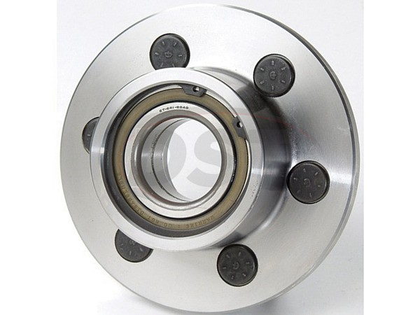 MOOG-515032 Front Wheel Bearing and Hub Assembly