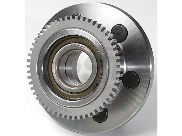 MOOG-515033 Front Wheel Bearing and Hub Assembly