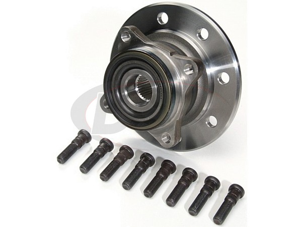 MOOG-515037 Front Wheel Bearing and Hub Assembly
