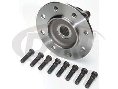 Moog Front Wheel Bearing and Hub Assemblies for K3500