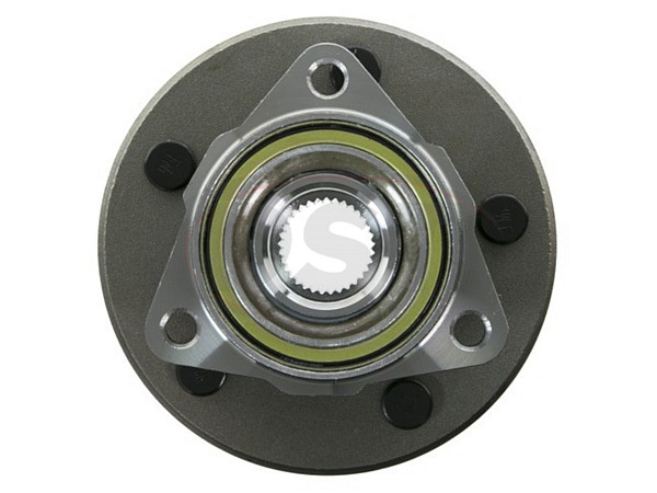 MOOG-515038 Front Wheel Bearing and Hub Assembly