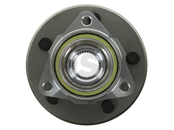 MOOG-515038 Front Wheel Bearing and Hub Assembly