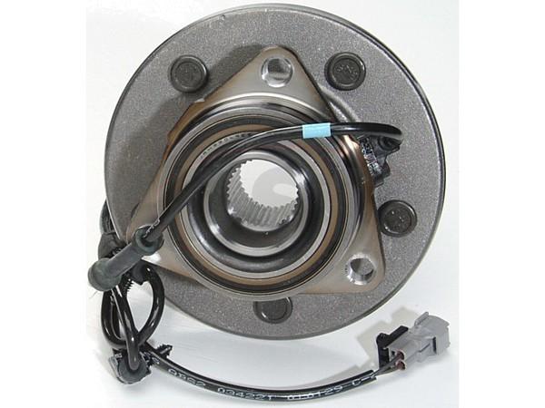 MOOG-515039 Front Wheel Bearing and Hub Assembly