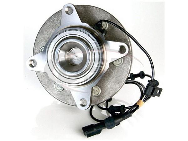 moog-515042 Front Wheel Bearing and Hub Assembly - RWD