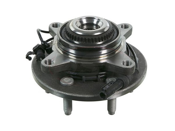 MOOG-515043 Front Wheel Bearing and Hub Assembly