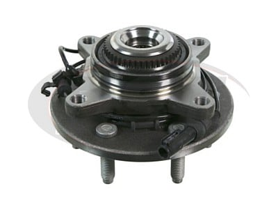 Moog Front Wheel Bearing and Hub Assemblies for Expedition, Navigator