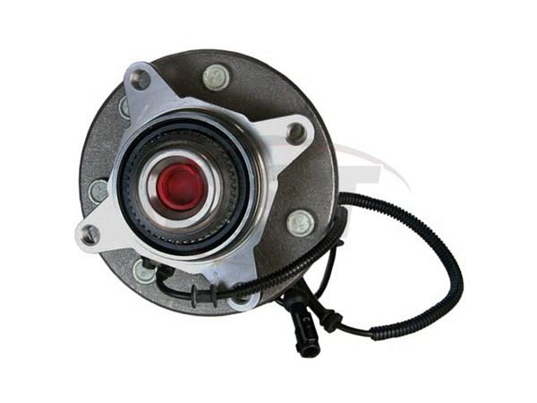 MOOG-515047 Front Wheel Bearing and Hub Assembly - 7 Stud Hub