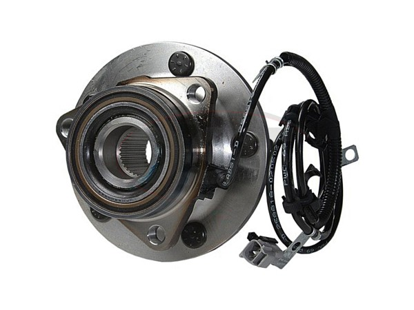 MOOG-515049 Front Left Wheel Bearing and Hub Assembly