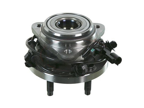 Ford Explorer 4WD 2002 Front Wheel Bearing and Hub Assembly